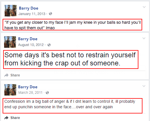 barry doe blog